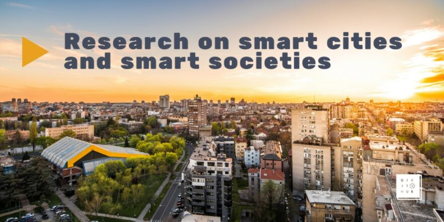 Banner image for Research on Smart Cities and Societies event